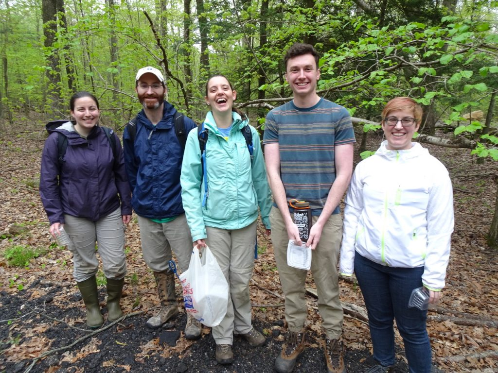 Field Trip to Fenton Forest, May 2019